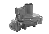 Fisher® R600 Series High-Performance Domestic Second-Stage Regulators