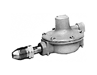 Fisher® MPOL Inlet Connection Type Single Stage Regulator for Grills and Portable Appliances