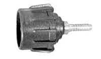 Type 1 (QCC) Hose Barb Connectors