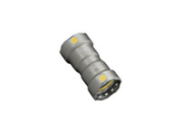 "1/2"" CS Coupling with Stop P x P"