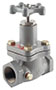 "Fisher® 1/2"", 3/4 and 1"" Thread Size UL Listed LP Gas 250 and 400 psi WOG Globe Valve"